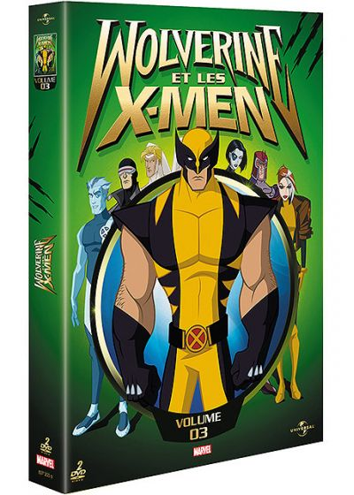 Wolverine et les X-Men - Volume 03 - DVD