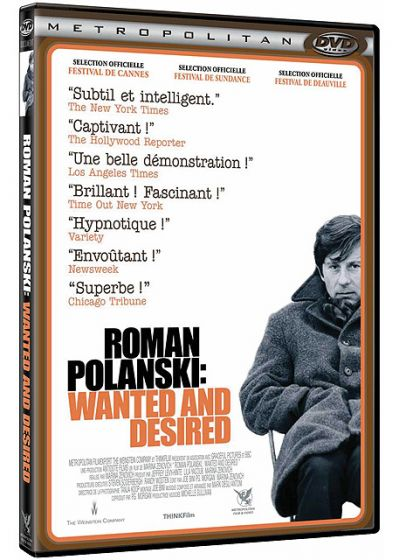 Roman Polanski : Wanted and Desired - DVD