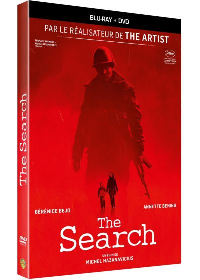 The Search (Combo Blu-ray + DVD) - Blu-ray