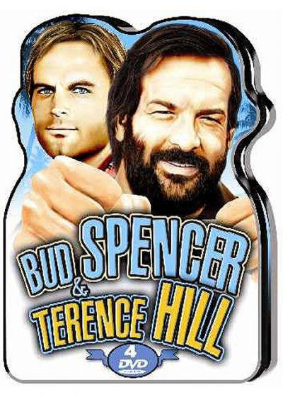 Coffret Bud Spencer & Terence Hill (Pack) - DVD