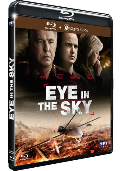 Eye in the Sky (Blu-ray + Copie digitale) - Blu-ray