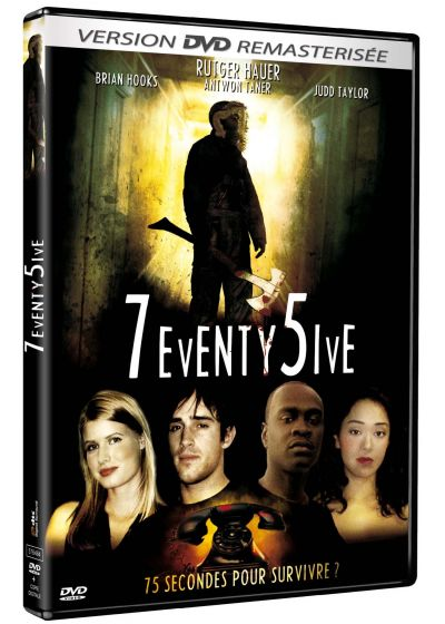 7eventy 5ive - DVD