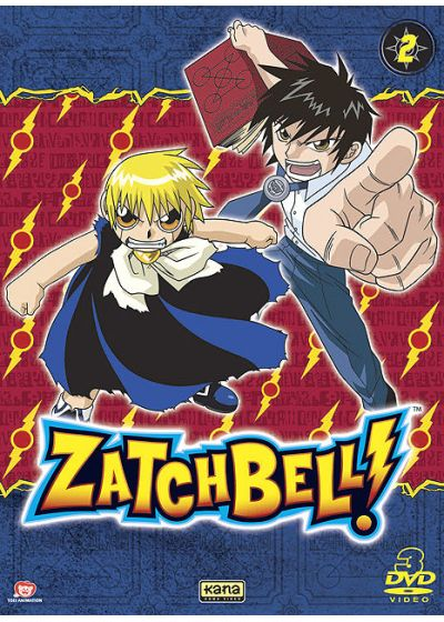ZatchBell ! - Coffret 2 (Pack) - DVD