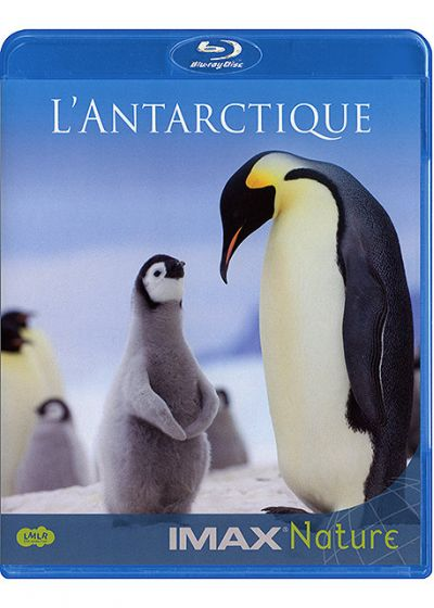 IMAX Nature : L'Antarctique - Blu-ray