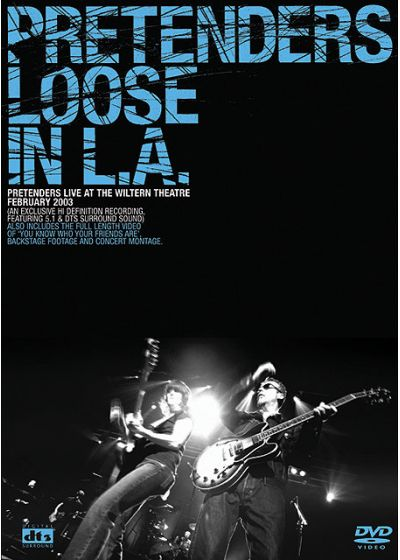 The Pretenders - Loose In L.A. - DVD
