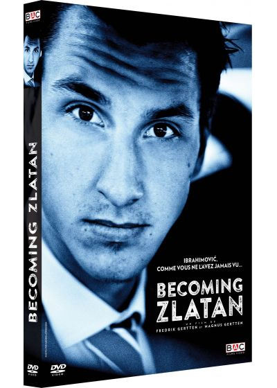 Becoming Zlatan - DVD