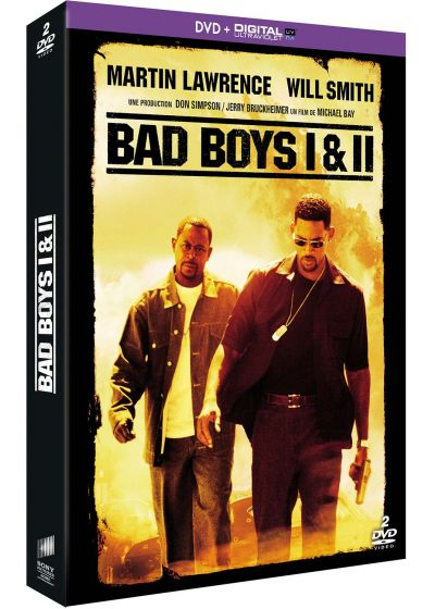 Bad Boys I & II (DVD + Copie digitale) - DVD