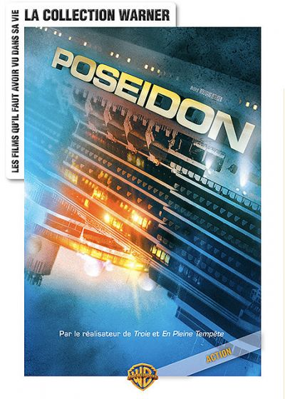 Poséidon (WB Environmental) - DVD