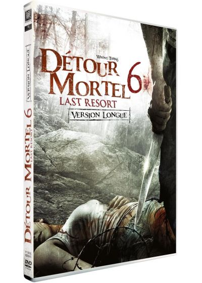 Détour mortel 6 : Last Resort (Version Longue) - DVD