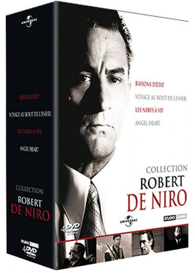 Collection Robert De Niro (Pack) - DVD