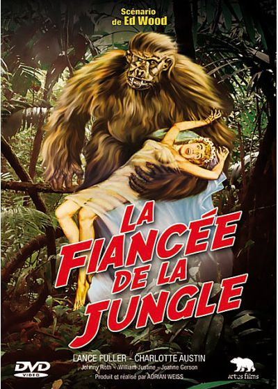 La Fiancée de la jungle - DVD