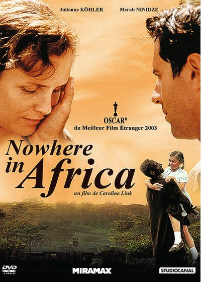 Nowhere in Africa - DVD