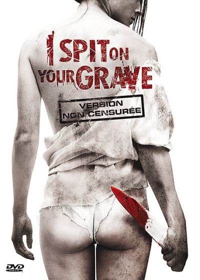 I Spit on Your Grave (Non censuré) - DVD