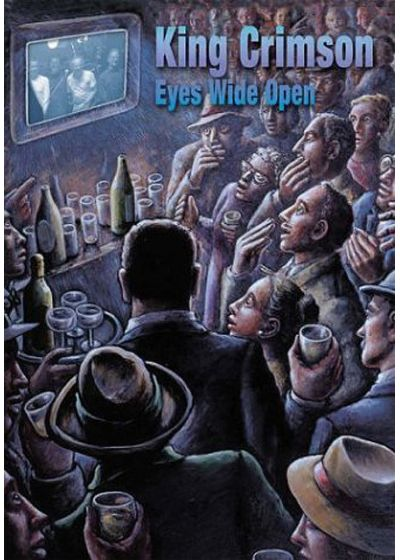 King Crimson - Eyes Wide Open - DVD