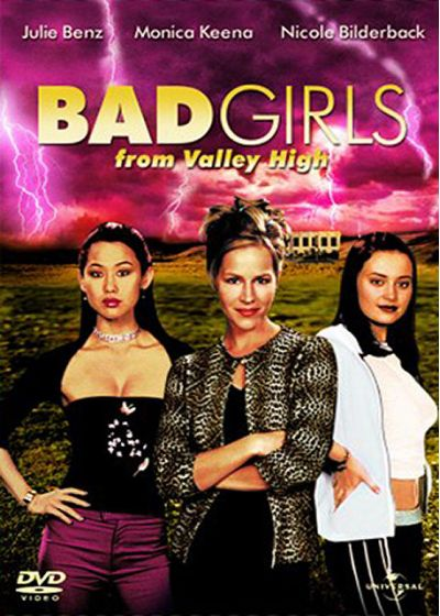 Bad Girls From Valley High - DVD