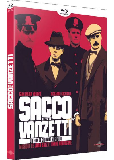 Sacco et Vanzetti (Édition Collector) - Blu-ray