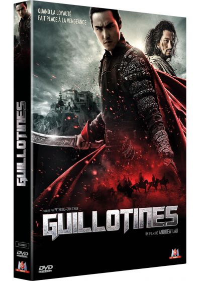 Guillotines - DVD
