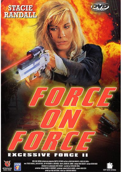 Force On Force - DVD