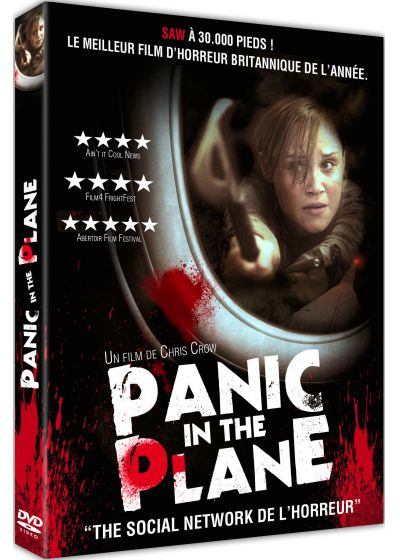 Panic in the Plane - DVD