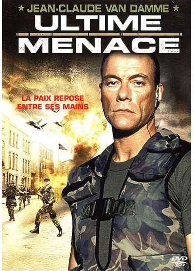 Ultime menace - DVD