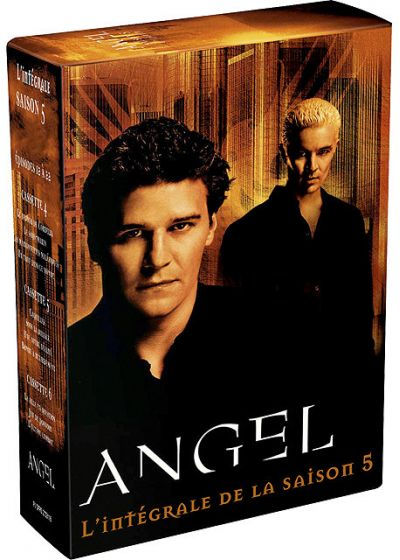 Angel - Saison 5 - DVD