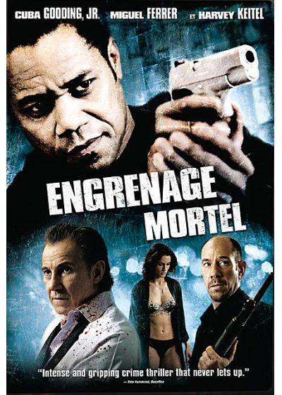 Engrenage mortel - DVD