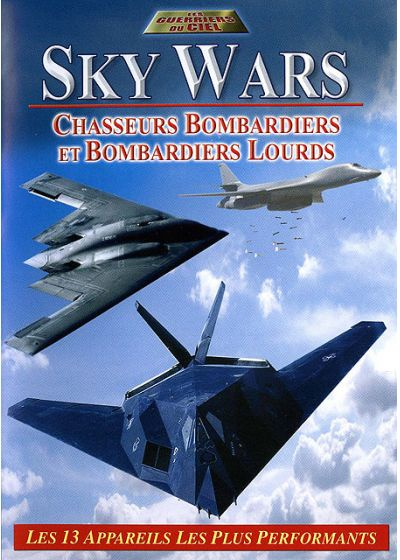 Chasseurs bombardiers et bombardiers lourds - Sky Wars - DVD