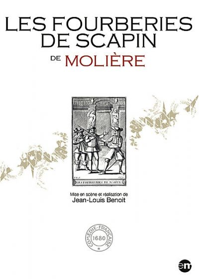 Les Fourberies de Scapin - DVD