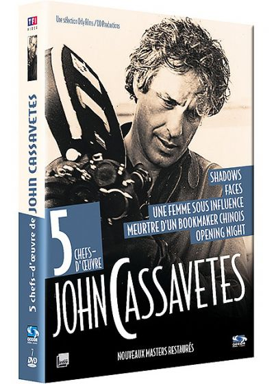 5 films de John Cassavetes - Coffret (Édition Collector) - DVD