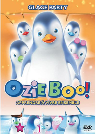 Ozie Boo! - 2 - Glace Party - DVD