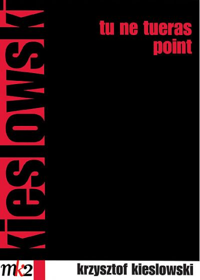 Tu ne tueras point - DVD