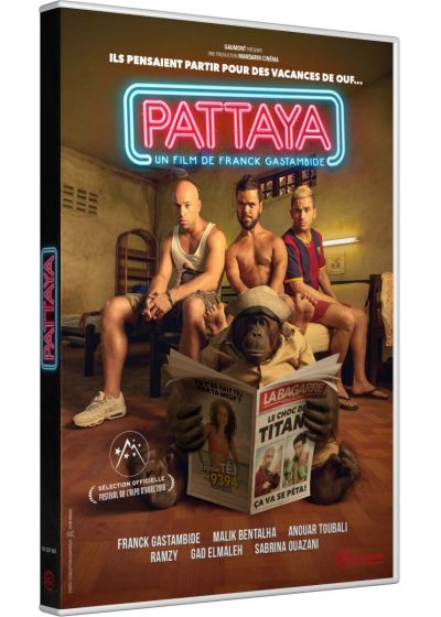 Pattaya - DVD