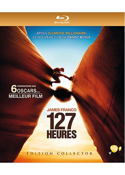 127 heures (Édition Digibook Collector + Livret) - Blu-ray
