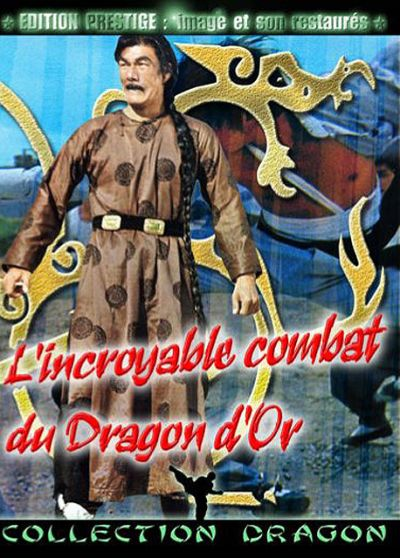 L'Incroyable combat du dragon d'or (Édition Prestige) - DVD