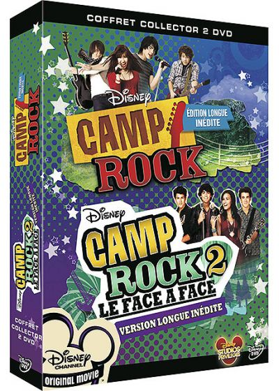 Camp Rock 1 & 2 (Pack) - DVD