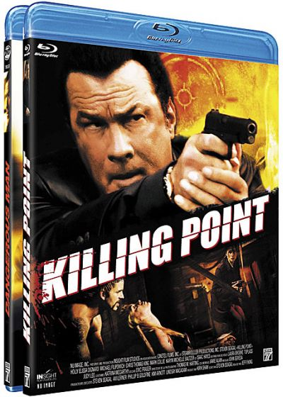 Dangerous Man + Killing Point (Pack) - Blu-ray