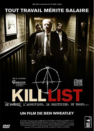 Kill List - DVD