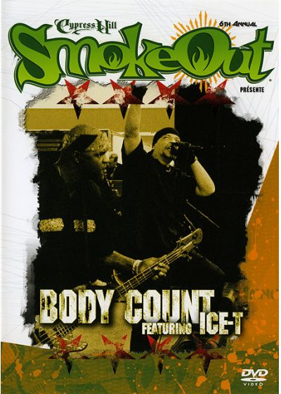 Cypress Hill Smoke Out présente Body Count featuring Ice-T - DVD