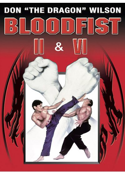 Bloodfist II + Bloodfist VI (Pack) - DVD