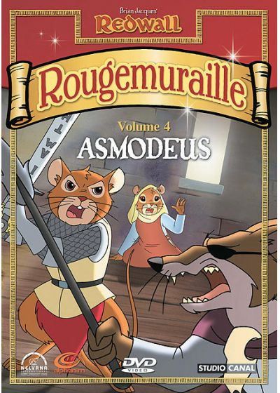 Rougemuraille - Volume 4 - DVD