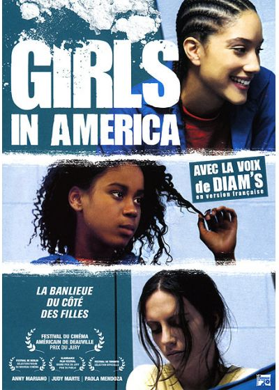 Girls in America - DVD