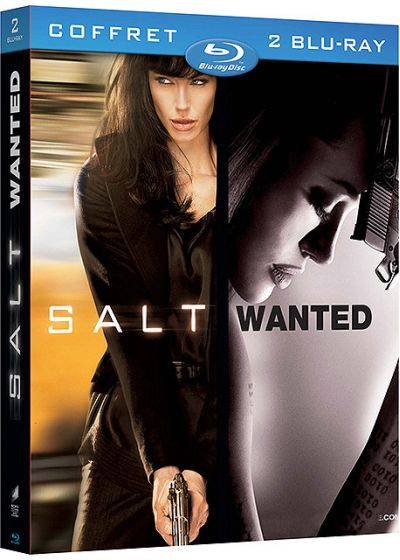 Salt + Wanted (Pack) - Blu-ray