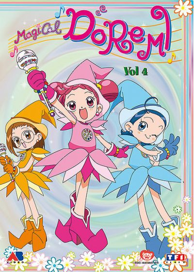 Magical Dorémi - Vol. 4 - DVD