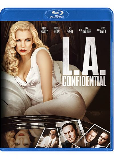 L.A. Confidential - Blu-ray
