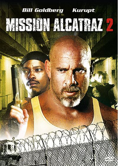 Mission Alcatraz 2 - DVD