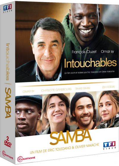 Intouchables + Samba (Pack) - DVD