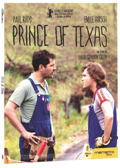 Prince of Texas - DVD