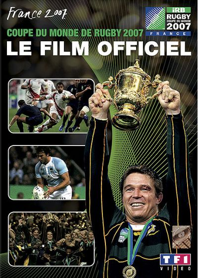 La Coupe du monde de rugby 2007 - Le film officiel - DVD