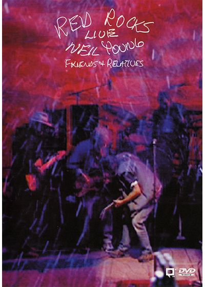 Young, Neil - Red Rocks Live - DVD