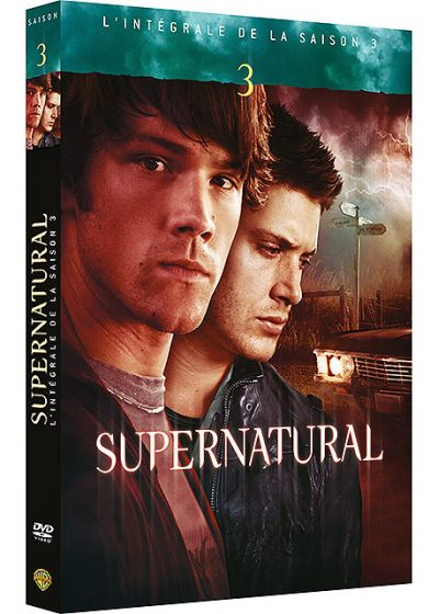 Supernatural - Saison 3 - DVD